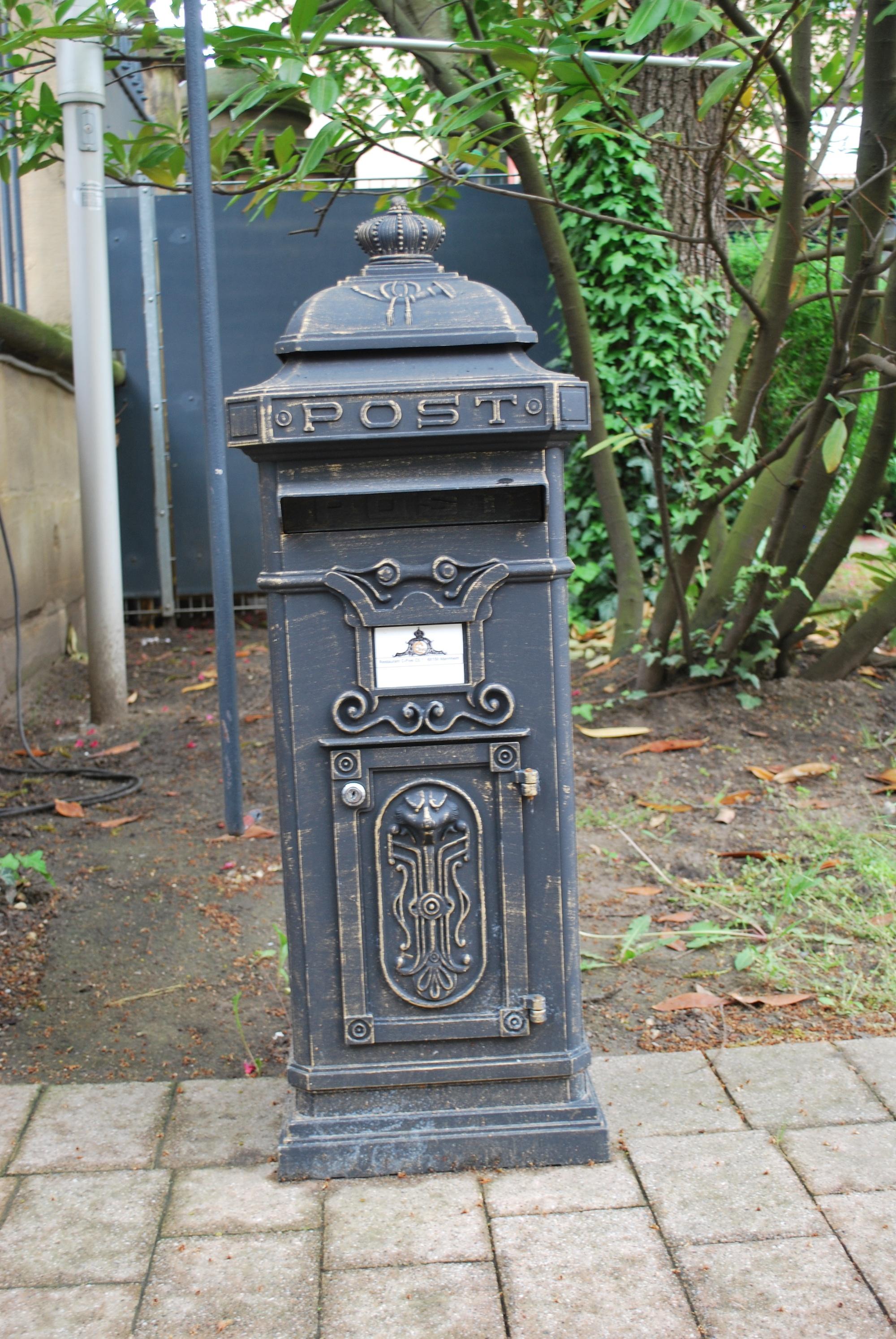 mannheim mailbox