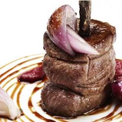 Cinghiale alla liquirizia / Wild boar and licorice, food photography byAlessandro Boscolo Agostini, ALL RIGHTS RESERVED (C)