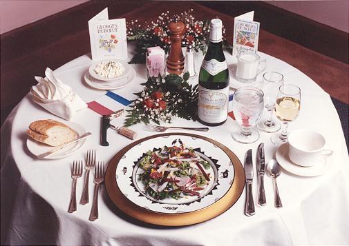 Restaurant Le Gastronome Averti Clermont Ferrand
