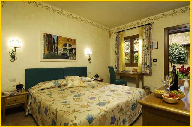Double Room Santa Maria Travestere, Rome, Italy
