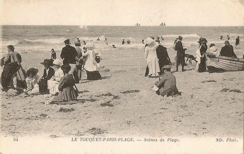 beach le touquet