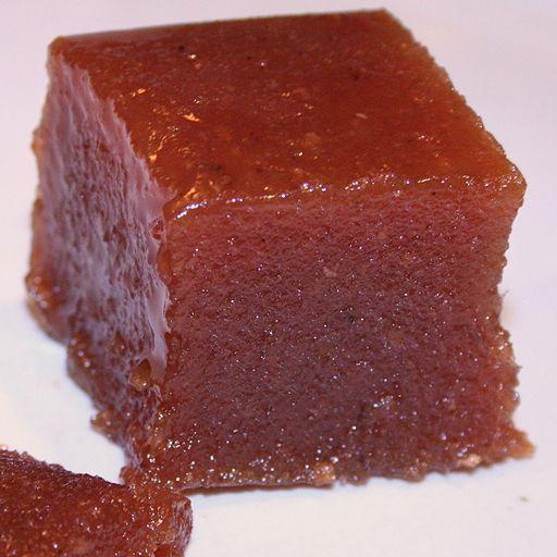 Membrillo pâte de coings quince jam cheese