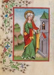 St. Barbara of Provence