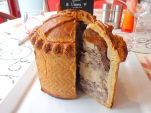 Pâté de Chartres, pâté en croûte