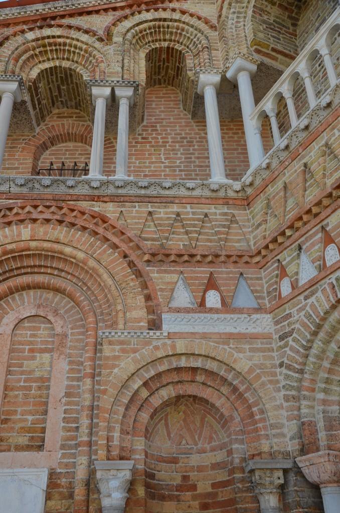 Santi Maria e Donato basilica/church, Murano, Venice, Italy, travel