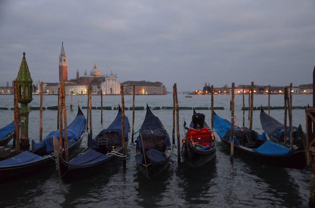 Bacino Grand Canal San Giorgio Maggiore Venice
