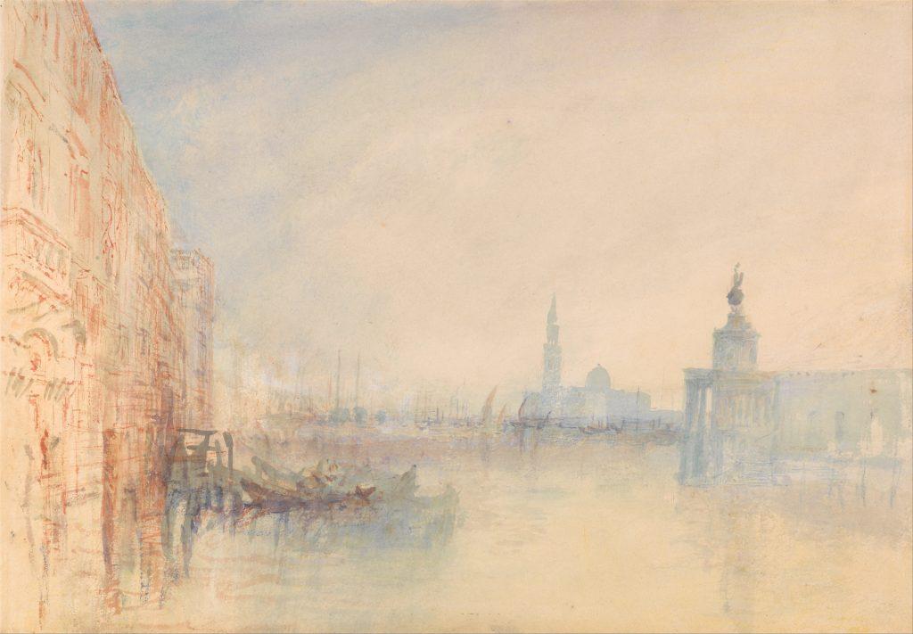 Joseph_Mallord_William_Turner_-_Venice,_The_Mouth_of_the_Grand_Canal_-_Google_Art_Project Venezia