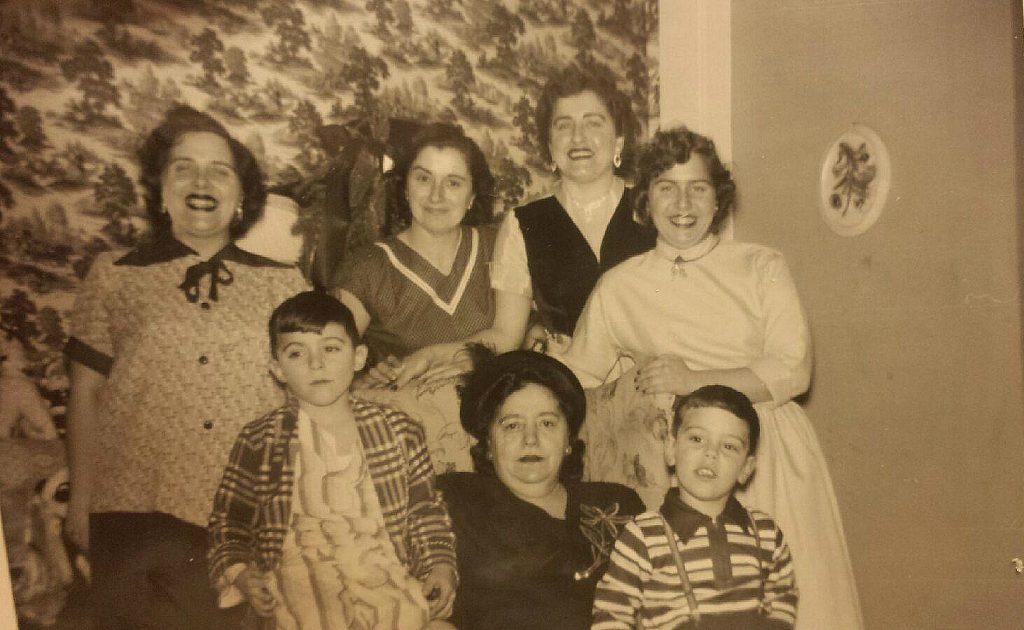 Aunt Chris Sisters Children Jocelyn Ruggiero
